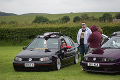 Volkswagen Jetta (<p&p>photo) Tags: vw vdub dub black volkswagen jetta vwjetta volkswagenjetta b7etx cumbria vag show shine 2016 cumbriavag festival showshinefestival cumbriavagshow cumbriavagshowshinefestival showshine june2016 audi germany german car germancarshow germancar germancars classiccarshow auto autos autoshow carshow lakedistrict westmorlandcountyshowground westmorland county showground kendal england uk englishlakedistrict 2004 convertible low lowered modded modified worldcars