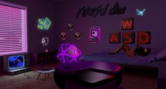 Gamer's Clarity (*Mazon*) Tags: saintstreet visualmagik static astara fadedalien uu pm studiodire hilted musu blackdragon secondlife