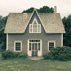 Home sweet home (Lionelcolomb) Tags: canada québec newrichmond wood old house apple nature forest canon vintage square imac adobe ancien lightroom iphone gaspésie 1200d architecture