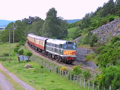 31327 (mike_j's photos) Tags: class31 31327 strathspey steam railway broomhill aviemore