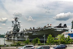 L'INTREPID (Bouhsina Photography) Tags: lintrepid new york marine usa army gerre war batiment porte avion bouhsina bouhsinaphotography