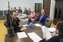 Очередное заседание Ученого совета
