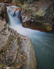 Downstream of Douglas Falls II (KRHphotos) Tags: rock westvirginia landscape waterfall monongahelanationalforest nature douglasfalls longexposure blurredwater river thomas unitedstatesofamerica