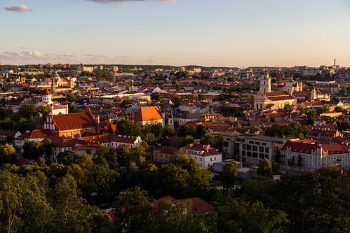 Vilnius Altstadt, Litauen