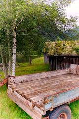 Kvilldal (Oddbjørn Strand) Tags: kvilldal norway rural boathouses oldbuildings landscape