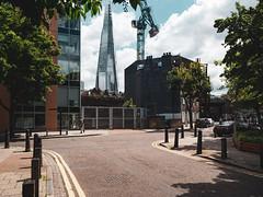The Shard (davepickettphotographer) Tags: london city cityoflondon unionstreet southwark southlondon sights travel photography uk theshard shard skyscraper building tallest streetlevel
