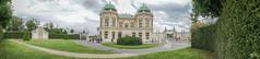 Schloß Belvedere (WS Foto) Tags: wien vienna austria österreich europe eu belvedere panorama prinzeugen schlos residenz