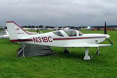 N31BC Stoddard-Hamilton Glasair III [3177] Tannheim~D 18/07/2009 (raybarber2) Tags: 3177 abpic airportdata cn3177 edmt filed flickr n31bc planebase raybarber single usacivil