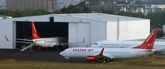 2-WTAB and 2-WTAC MPL 160719 (kitmasterbloke) Tags: montpellier mpl france aviation aircraft jet transport outdoor