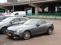 2017 Mercedes SLC AMG 43 3.0 V6 (brizeehenri) Tags: mercedes slc amg 2017 np063l rotterdam