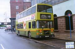 Throwback Thursday (184) (Csalem's Lot) Tags: 14a dublin bus burghquay dublinbus throwbackthursday scan rv rv326 volvoolympian volvo olympian