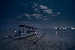 Night (bdrc) Tags: a7m3 a7iii fullframe mirrorless beach seaside sea boat ship landscape scenery sight bali indonesia asia travel trip holiday gilitrawangan island night longexposure tripod stacking multipleexposures blend laowa 15mm f2 manual prime ultrawide asdgraphy malaysianphotographer sony sonyalpha sonyalphamy sonyalphauniverse sonyimages sonymalaysia sonyphotography sonyuniverse filter hoya redintensifier ra54