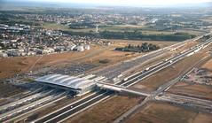 Gare TGV Montpellier Sud (kitmasterbloke) Tags: montpellier garetgv ligneagrandvitesse trainsncf france transport railway