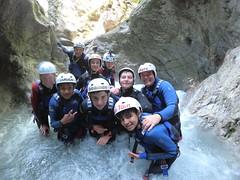 Canyoning Interlaken (Outdoor Interlaken) Tags: 2019 july 18 canyoning interlaken 1000 sylvainv flurinl
