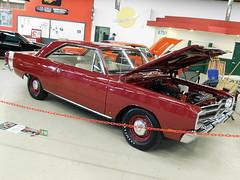 1969 Dodge Dart GTS 440 (splattergraphics) Tags: 1969 dodge dart dartgts 440 mcode abody mopar carshow carlisle carlislechryslernationals carlislepa