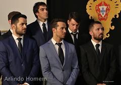 Palácio de Belém: Receção à Seleção Nacional Campeã Mundial de Hóquei em Patins