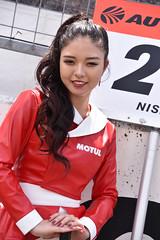柚浦 桃 (hideto_n) Tags: d750 nikon 柚浦桃 motul circuit lady