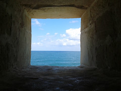 Sea Door (Abdullah Taher) Tags: white winter water window egypt egyptian era sea yellow rock roof travel sky day bay up image islamic indoor interior life history high opening old photo photograph phone palace africa alex alexandria shot door look landscape lake relax relaxing blue beach nature ngc mobile
