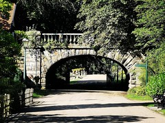 One of many bridges in Avenham and Miller Park in Preston, Lancashire (janettehall532) Tags: bridges bridge prestonlancashire uk northwestengland england naturephotography nature naturelovers landscapephotography avenhamandmillerpark publicpark park photography photo photosofpreston photographylovers beautiful beauty outdoors outdoorphotography summersmorning summer morning huaweip30pro huawei flickr flickrcentral lovenature beautyinnature