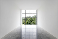 Room with a view (Sandra Lipproß) Tags: hombroich germany museumsinsel architecture modern simple minimal erwinheerich tadeuszpavilon architektur museum art minimalism