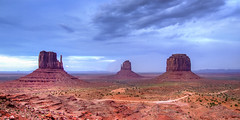 Monument Valley, Arizona 2009-134.jpg (Mike.MRM) Tags: 2009arizona hdr 16x9 monumentvalley landscapeimage arizona 2009trip oljatomonumentvalley unitedstates