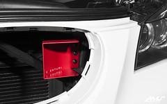 "BMW M5 (E60) with Eisenmann ""Race"" exhaust (4x120x77mm) and Eventuri black carbon intake system (www.amj-performance.pl) Tags: bmw m5 e60 eisenmann exhaustsystem race sound 4x120x77mm eventuri carbonfibre intake amjperformance workshop shop poland warsaw"