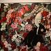 L'ours amoureux, planches de Carll Cneut $Acrylique sur papier
