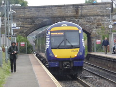 170402 at South Gyle (17/7/19) (*ECMLexpress*) Tags: abellio scotrail class 170 turbostar dmu 170402 south gyle station
