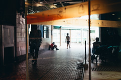 Abandoned people (Scofield Chan) Tags: street leica old city shadow summer people urban sunshine hongkong asia market streetphotography explore m240