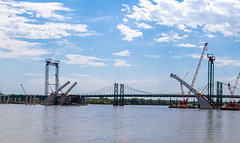 The Big Picture.....So Far (114berg) Tags: 13july19 construction new interstate 74 bridge mississippi river quad cities illinois iowa