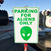 Area 51 Aliens - Alien Fresh Jerky Baker California