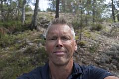 I sweat a lot (Steffe) Tags: selfie tornberget me sweaty summer haninge sweden efs18135mmf3556isstm