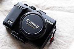 Canon PowerShot G1X. (MIKI Yoshihito. (#mikiyoshihito)) Tags: powershot g1x canon camera