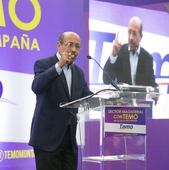 "Montás oficializa sus aspiraciones a la presidencia • <a style=""font-size:0.8em;"" href=""http://www.flickr.com/photos/161609591@N05/48314998951/"" target=""_blank"">View on Flickr</a>"