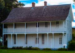 Lee House 1841 (danialficek1) Tags: nikon d5000 nd gobe salem oregon willamette heritage center lee house 1841 historic