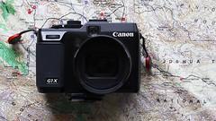 Canon PowerShot G1X + Lens Hood LH-DC70 (MIKI Yoshihito. (#mikiyoshihito)) Tags: powershot g1x canon camera
