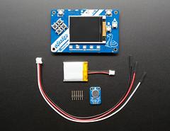 TensorFlow Lite for Microcontrollers Kit (adafruit) Tags: kits kitsprojects 4317 boards microcontrollerkit tensorflow accessories electronics diy diyelectronics diyprojects projects new newproducts adafruit
