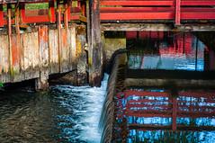 Mill Creek (danialficek1) Tags: nikon d5000 nd gobe salem oregon willamette heritage center mill creek water power