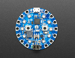 Coming soon! Circuit Playground Bluefruit - Bluetooth Low Energy (adafruit) Tags: 4333 circuitplaygroundbluefruit boards bluetooth accessories addons electronics new newproducts diy diyelectronics diyprojects projects adafruit