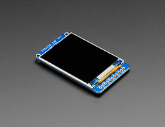 """2.0"""" 320x240 Color IPS TFT Display with microSD Card Breakout (adafruit) Tags: boards 4311 screens tftdisplay displays tft breakoutboards accessories electronics diy diyelectronics diyprojects adafruit kit kitsprojects"""