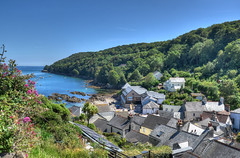 The village of Cawsand, Cornwall (Baz Richardson (now away until 28 Aug)) Tags: cornwall cawsand coast ramepeninsula plymouthsound englishvillages