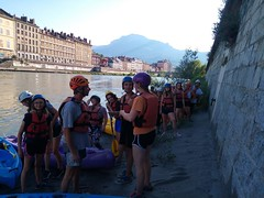 grenoble canoes Isère3 (APIabroad) Tags: grenoble france studyabroad apistudyabroad api summer
