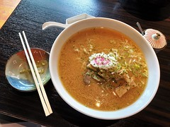 Perfect ramen (JuhaOnTheRoad) Tags: japan tohoku iwate food ramen noodles ichinoseki