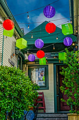 Feast of the Lanterns decorations--DSC09601--Pacific Grove, CA (Lance & Cromwell back from a Road Trip) Tags: pacificgrove montereycounty montereypeninsula central travel california roadtrip 2019 sony