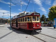 DSC01379 (markgeneva) Tags: christchurch tram tramway vintagetrams newzealand nz neuseeland southisland nzsouthisland nouvellezélande