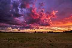 Epik sky. (Davis Davisinski) Tags: sonya6000 landscape sunset cloud clouds
