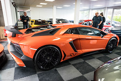 Long (Hunter J. G. Frim Photography) Tags: supercar london lamborghini aventador sv lp7504 orange arancio v12 wing carbon coupe italian lamborghiniaventador lamborghiniaventadorsv lamborghiniaventadorsvlp7504 supervettura