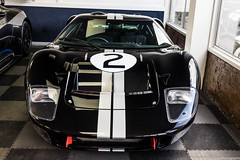 GT40 (Hunter J. G. Frim Photography) Tags: supercar london ford gt40 black american v8 manual classic fordgt fordgt40 supervettura