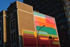 (placeinsun) Tags: montréal streetart graffiti mural color urban architecture