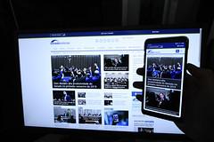 Portal Senado Notícias (Senado Federal) Tags: celular portaldosenado senadonotícias secretariadecomunicaçãosocial smartphone institucional páginavirtual site perfil acesso brasília df brasil internet veículodecomunicação